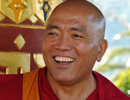 SUTRA DEL CUORE- Ven.Ghesce Tenzin Tenphel