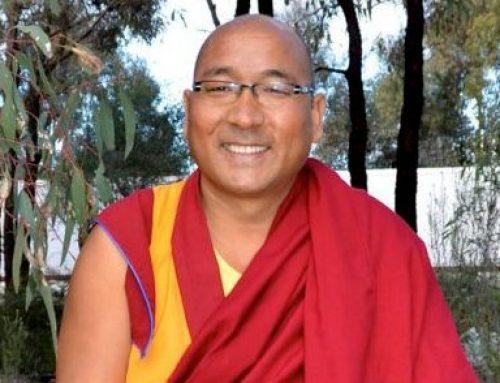 ESSERE BUDDHISTA: ISTRUZIONI PER L'USO- Ven. Ghesce Thubten Sherab