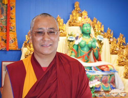 LA VIA DEL BODHISATTVA- Ven.Ghesce Dondup Tsering