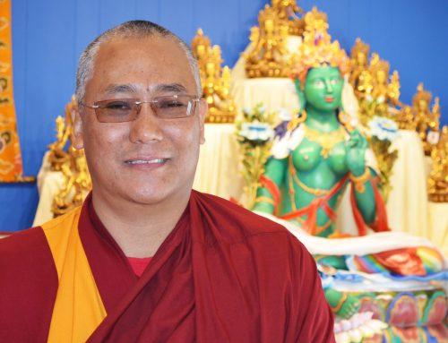 CENA INDIANA con Ven.Ghesce Dondup Tsering