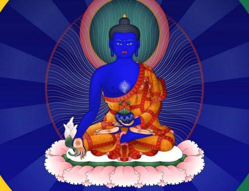 DISEGNARE UN BUDDHA