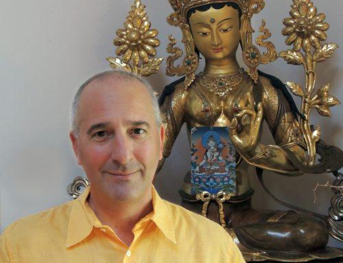 SEMINARIO DI MEDITAZIONE con MARIO THANAVARO- LA MEDITAZIONE E' LA VIA DEL BUDDHA