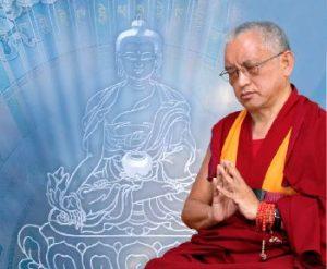 Recitazione Sadhana breve e mantra breve di Cenresing - Ritiro Lama Zopa Rinpoche