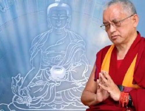 Richiesta di Lama Zopa Rinpoche