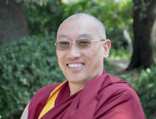 """""""La Ghirlanda di Gioielli del Bodhisattva"""" di Atisha- Ven. Ghesce Jampa Gelek. Online"""
