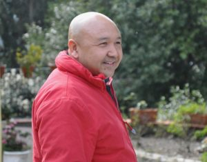 VISITA del Ven. Ghesce Ngawang Sangye