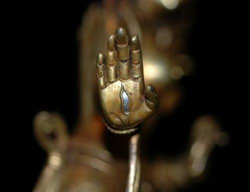 LE MANI simboliche nel QI GONG, l'Arte Corporea Taoista