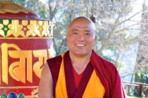 Insegnamenti con Ven.Ghesce Tenzin Tenphel