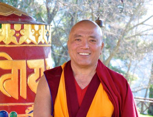 Tre giri della ruota del dharma-Insegnamenti con Ven.Ghesce Tenzin Tenphel