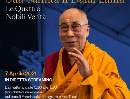 Quattro Nobili Verità-Sua Santità il Dalai Lama